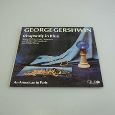 George Gershwin, Slovak Philharmonic Orchestra - Rhapsody In Blue / An American In Paris