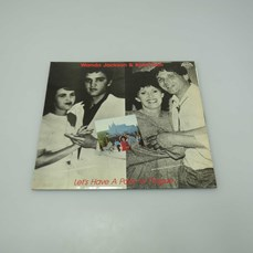 Wanda Jackson, Karel Zich - Let's Have A Party In Prague